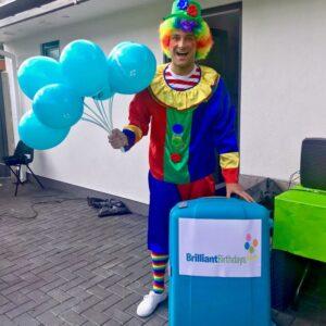 Clown Children's Party Entertainment