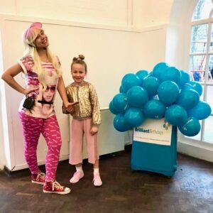 Barbie Kids party