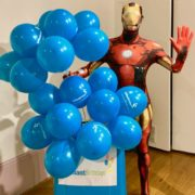 Ironman Party Entertainment