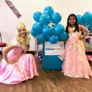 Princess Aurora Birthday Party Entertainment