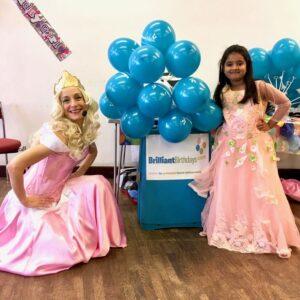 Princess Aurora Birthday Party Entertainment