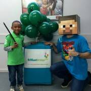 Minecraft Kid's Party London