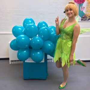 Tinkerbell Kids Party Host London