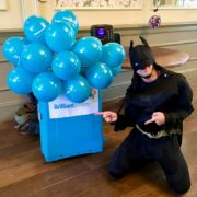 Batman Lookalike Party Entertainer