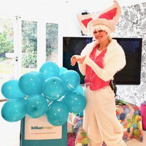 Bunny Children's Party Host
