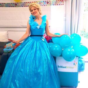 Cinderella Party Host London
