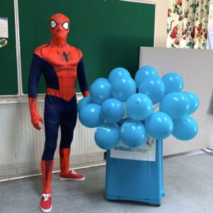 Spiderman Party kids Entertainer