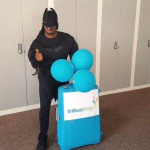 Batman Party Host London