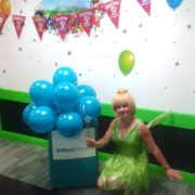 Tinkerbell Party London