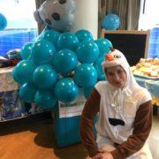Olaf Lookalike Party Fun
