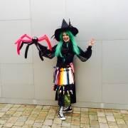 Wacky Witch Balloon Modelling