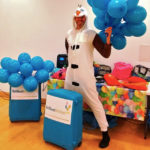 Olaf Lookalike Children's Party Host