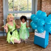 Tinkerbell Lookalike Party Fun