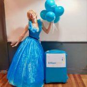 Cinderella Party Entertainment