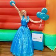 Cinderella Kid's Party Fun