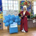 Gorgeous Georgian Party Host London