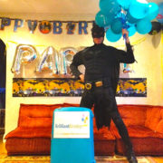 Batman Kid's Party Host London
