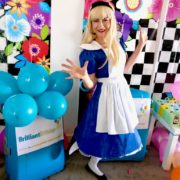 Alice In Wonderland Children's Entertainer