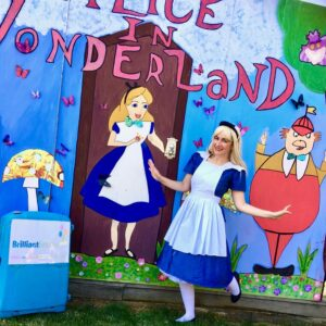 Alice In Wonderland Kid's Party Entertainer