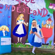 Alice In Wonderland Children's Party