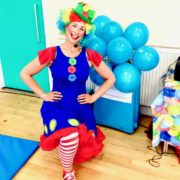 Clown Party Kid's Entertainer