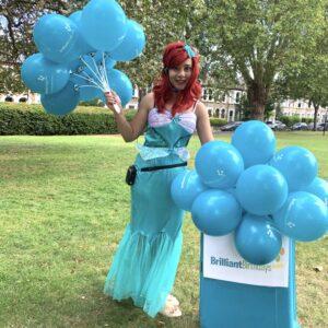Mermaid Party Fun London