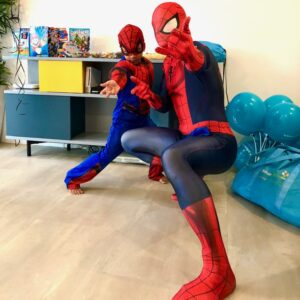 Spiderman Party Leader
