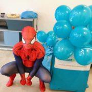 Spiderman Lookalike Party Entertainer