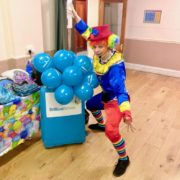 Clumsy Clown Party Entertainer