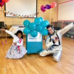 Spaceman Kid's Party Entertainer