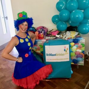 Children's Birthday Party Entertainer London