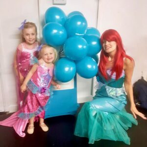 Mermaid Kid's Party Entertainment