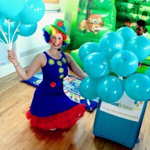 Clown Birthday Party London