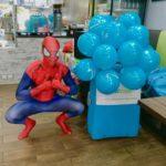 Spiderman Lookalike Party Entertainment