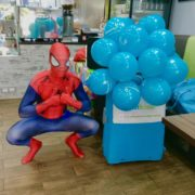 Spiderman Lookalike Party Entertainment