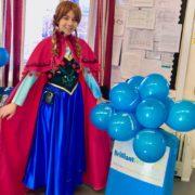 Princess Anna Lookalike Entertainer