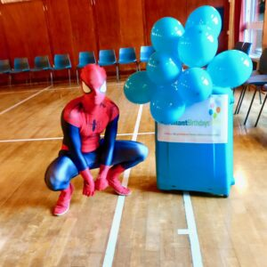 Spiderman Lookalike Children's Party Entertainment