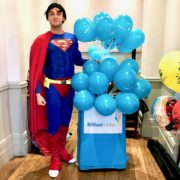 Superman Party Entertainment