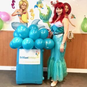 Mermaid Party Entertainer