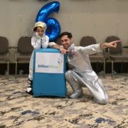 Spaceman Children's Party