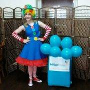 Clumsy Clown Party London