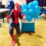 Spiderman Children entertainer