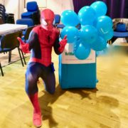 Spiderman Children entertainer