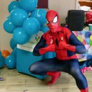 Spiderman Lookalike Kids Entertainer