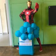 Kids Ironman Entertainer