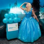 Cinderella Themed Party Entertainment