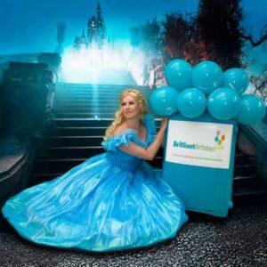 Cinderella Kid's Party London