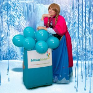 Princess Anna Lookalike Party Princess Anna Frozen Themed Party Entertainer London