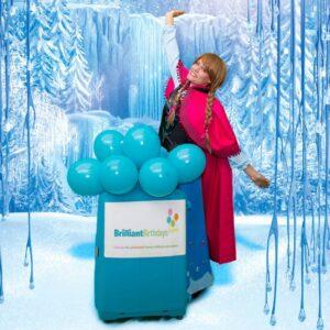 Princess Anna Frozen Party Entertainment