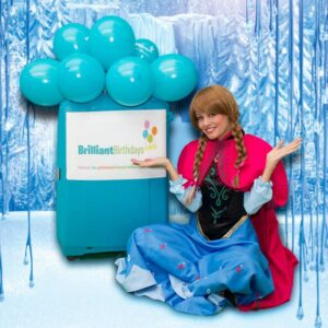 Princess Anna Frozen Children's Entertainer London